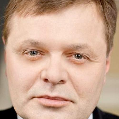 prof. dr hab. Juliusz Huber